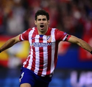 Atlético Madrid 4-Milan 1-Champions League