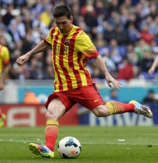Espanyol 0-Barcelona 1. Jornada 31 Liga Española