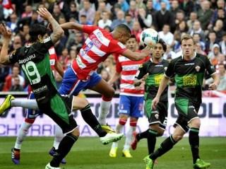 Granada 1-Elche 0. Jornada 29 Liga Española