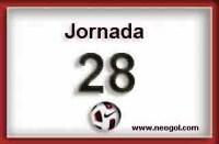 Partidos Jornada 28. Liga Española 2014