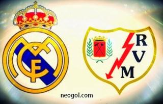 Alineación y la previa Real Madrid-Rayo Vallecano.