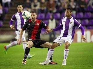 Valladolid 1-Rayo Vallecano 1. Jornada 29 Liga Española
