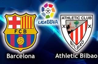 Alineación y la previa Barcelona-Athletic Bilbao. Jornada 34