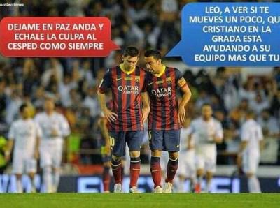 Las cargadas del Real Madrid-Barça-Copa del Rey