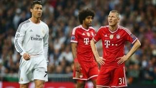 Bayern Munich-Real Madrid 2014