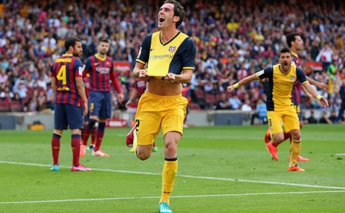 Las imágenes del Atlético Madrid Campeón de Liga 2014