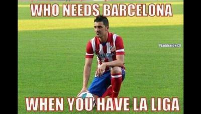 Los mejores chistes y memes del Barcelona-Atlético Madrid campeon liga española 2014