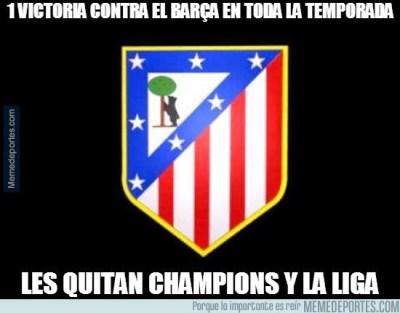 Los mejores chistes y memes del Barcelona-Atlético Madrid