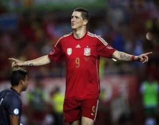 España 2-Bolivia 0. Amistoso pre mundial