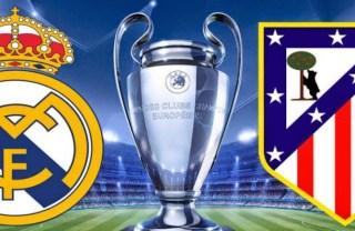 Alineación y la previa Real Madrid-Atlético Madrid Final Champions Legue