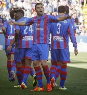 Levante 2-Atlético Madrid 0. Jornada 36 Liga Española