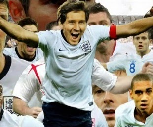 If Messi was an english man