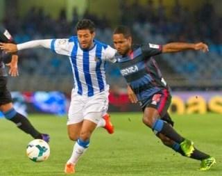 Real Sociedad 1-Granada 1. Jornada 36 Liga Española