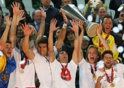 Sevilla campeón de la Europa League 2014
