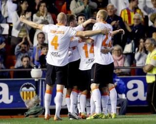 Valencia 2-Celta Vigo 1. Jornada 38 Liga Española