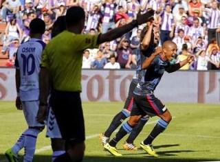Valladolid 0-Granada 1. Jornada 38 Liga Española