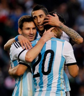 Argentina 2-Bosnia 1. Mundial Brasil-Grupo F
