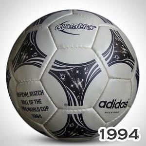 Balón Mundial EEUU 1994 questra