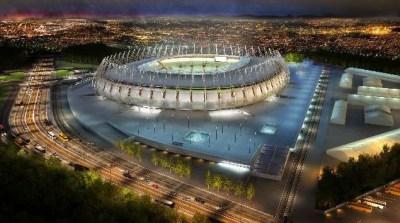 Estadio Castelão, Fortaleza. Sedes del Mundial