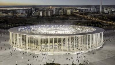 Estadio Mané Garrincha, Brasilia Mundial 2014