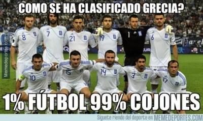 Los mejores memes de Grecia-Costa Marfil