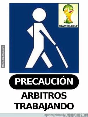 mejores chistes memes bromas eliminacion mexico brasil 2014 holanda