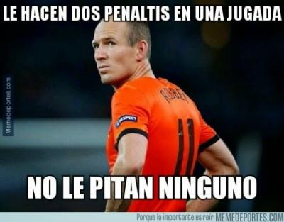 Los mejores memes y chistes del partido Holanda-México: Mundial Brasil