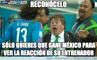 Los mejores memes de Camerún-Brasil y Croacia-México