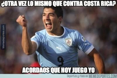 Los mejores chistes y memes de Uruguay-Inglaterra: Mundial Brasil