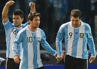 Lista definitiva Selección Argentina para el Mundial 2014