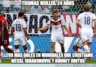 Los mejores chistes y memes de Alemania-Portugal: Mundial Brasil