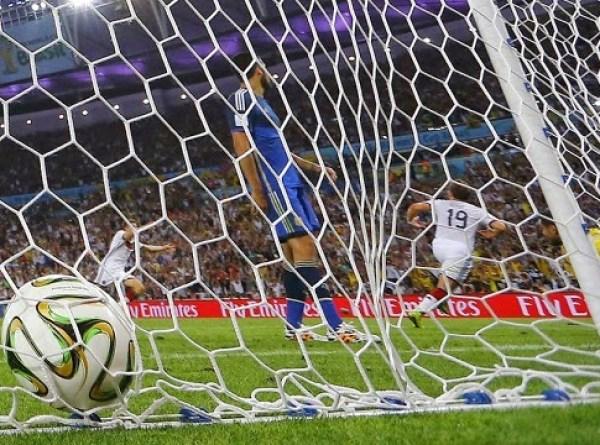 Las mejores imágenes de Alemania Campeón del Mundo gol gotze
