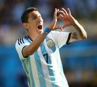 Argentina 1-Suiza 0. Mundial Brasil FIFA 2014. Octavos de final