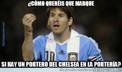 Los mejores memes de Argentina-Bélgica: Cuartos de final