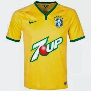 nueva camiseta de brasil chiste meme broma cargada