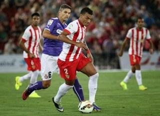 Almería 1-Espanyol 1. Jornada 1 Liga Española