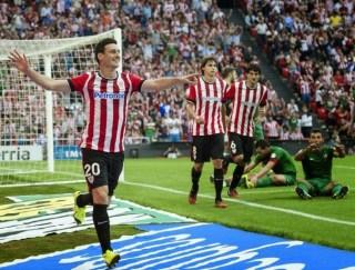 Athletic Bilbao 3-Levante 0. Jornada 2 Liga Española