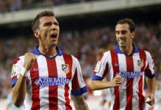 Atlético Madrid 2-Éibar 1. Jornada 2 Liga Española