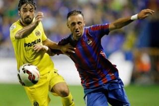 Levante 0-Villarreal 2. Jornada 1 Liga Española