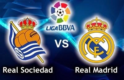 Alineación y la previa R. Sociedad-Real Madrid. Jornada2