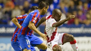 Levante 0-Rayo Vallecano 2. Jornada 6 Liga Española