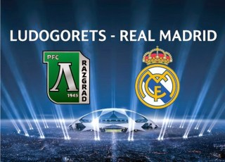 Alineación Ludogorets-Real Madrid: Champions 2014