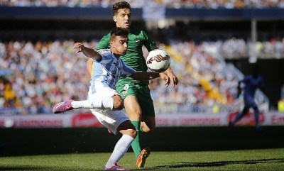Málaga 0-Levante 0. Jornada 3 Liga Española
