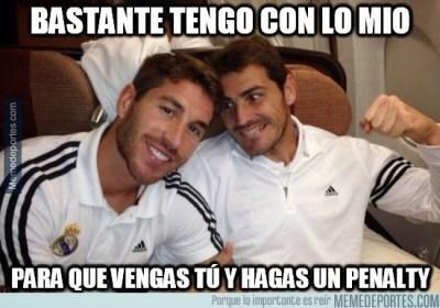 Los mejores memes de la victoria del Real Madrid sobre el Depor iker casillas