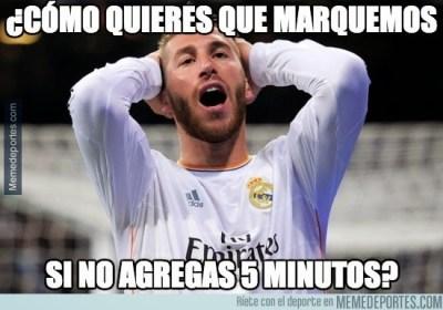 Los mejores memes del derbi Real Madrid-Atlético: Liga Española sergio ramos