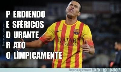 Los mejores memes del PSG-Barcelona: Champions pedro