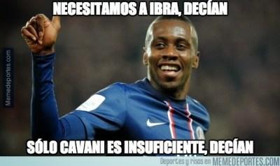 Los mejores memes del PSG-Barcelona; Champions