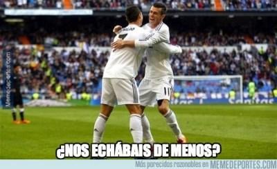 Los mejores memes Real Madrid-Basilea: Champions League bale benzema
