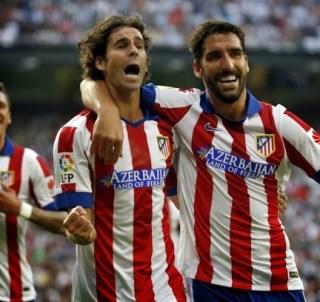 Real Madrid 1-Atlético 2. Jornada 3 Liga Española el derbi madrileño