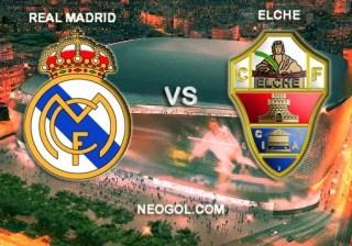 Alineación y la previa Real Madrid-Elche. Jornada 4